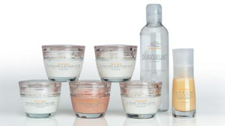 Cosmetic products Château Berger