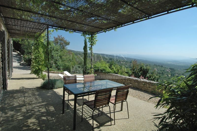 House for rent luberon with terrace
