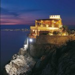 Seafood restaurant Marseille-Peron