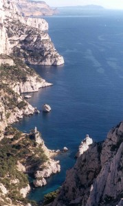 Calanques of Marseille